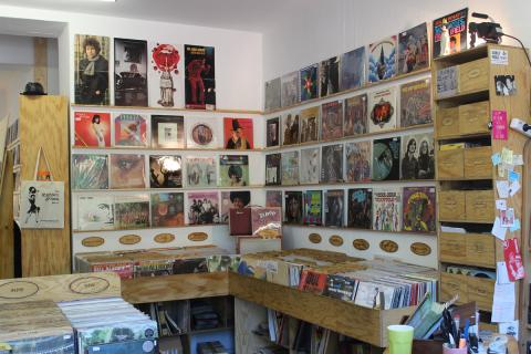second hand laden recordstore berlin invalidenstr 448 in berlin. Black Bedroom Furniture Sets. Home Design Ideas
